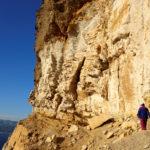 Découvrir les calanques par l'escalade avec un guide